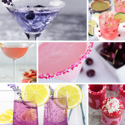 25 Valentines Day Cocktails To Enjoy With Your Valentine
