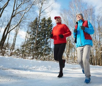 Winter Running Tips, How To Dress For Winter Running, Running In The Cold
