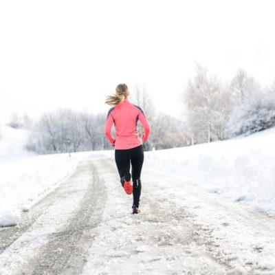Winter Running Tips: Why Running Base Layers Are Important
