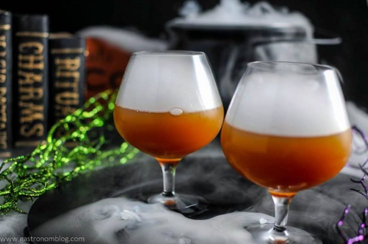 Alcoholic Butterbeer Recipe - Gastronom Cocktails