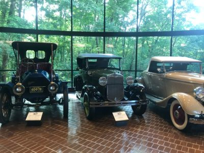 Truett Cathy Car Collection, Chick-Fil-A Automobile Collection