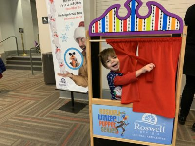 Roswell Cultural Arts Center, Roswell Kids Activities, Roswell Family Things