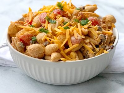 Taco Pasta Salad, Easy Pasta Salad, Summer Pasta Salad Recipe, Lunch Salad Recipe