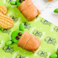 No-Bake Baby Yoda Cookies Recipe (A Great Star Wars Party Idea)
