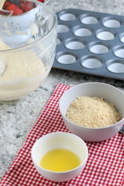 How To Make Cheesecake In Muffin Tins