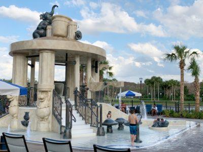 Disney's Riviera Resort Pool, Pools at Disney World, Best Pool at Disney