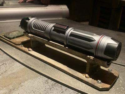 Savi's Workshop Light Saber Build At Galaxy's Edge