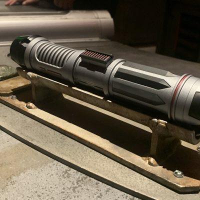 Savi's Workshop: Galaxy's Edge Lightsaber Build At Hollywood Studios