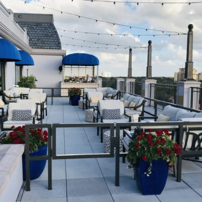 Topolino's Terrace Dinner Review: Signature Dining At The Riviera Resort