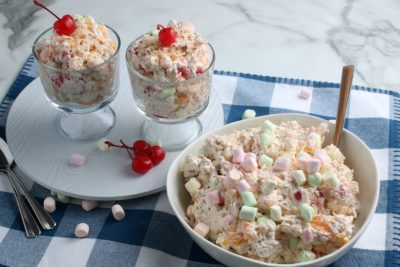 Ambrosia Salad, Easy Ambrosia Salad Recipe, Easter Side Dishes, Salad Recipe