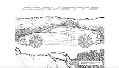 Corvette, Corvette Design, Corvette By Chevrolet