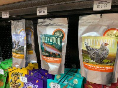 Hollywood Feed Jerky, Georgia made Dog Jerky Treats