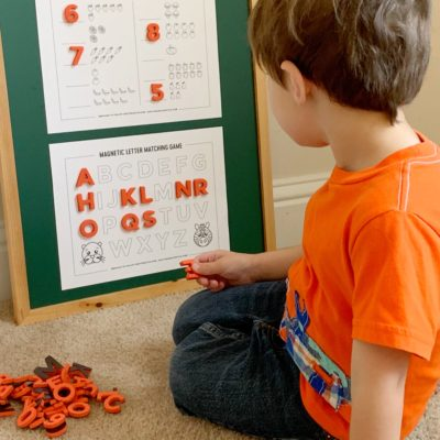 How To Make Kindergarten Sight Words More Fun (Free Printable)