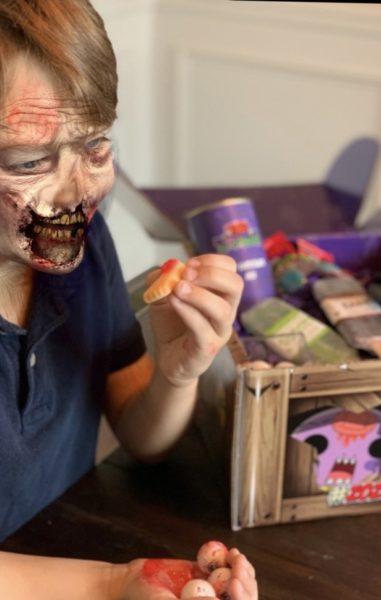 Zombie Makeup, Zombify