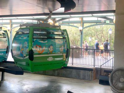 Disney Skyliner, Disney Skyliner At Resorts, Disney Transportation Options