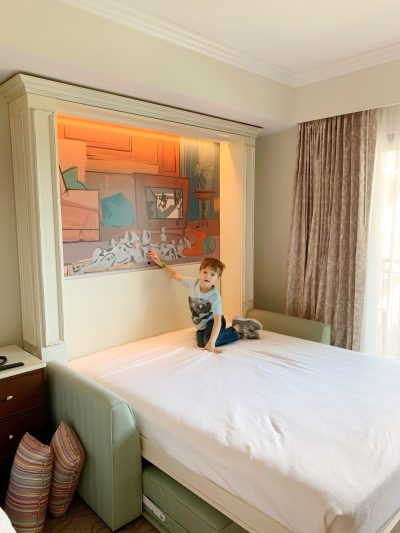 Disney Murphy Bed, Pull Down Bed At Disney