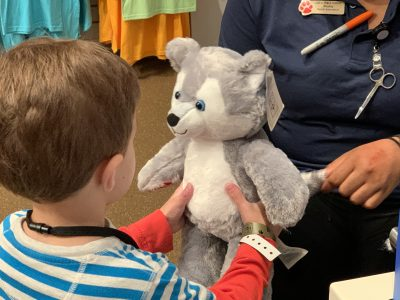 Build-A-Bear At Great Wolf Lodge, Great Wolf Souvenirs For Kids
