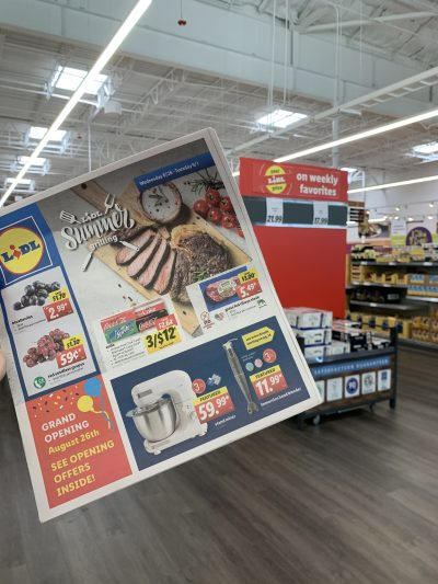 Lidl Weekly Flyer, Lidl Sale Items