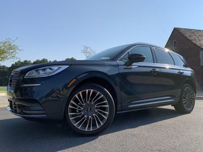 2020 Lincoln Corsair Review, Lincoln Crossover Review