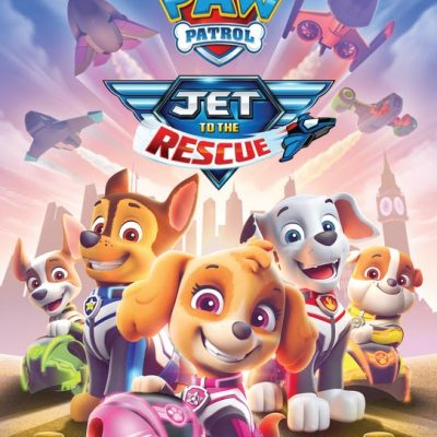 PAW Patrol: Jet To The Rescue on DVD (GIVEAWAY)