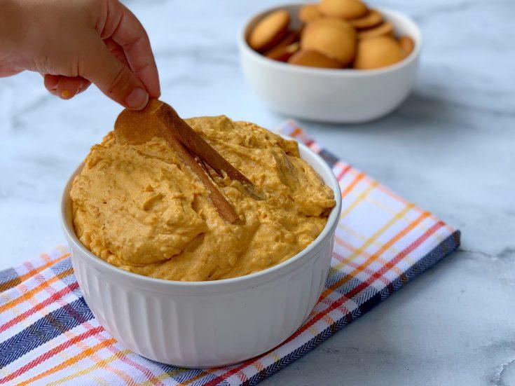 Easy Pumpkin Fluff Dip Recipe, Pumpin Dessert Dip