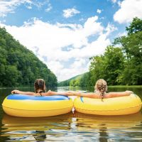 Pigeon Forge Tubing, Pigeon Forge outdoor activities