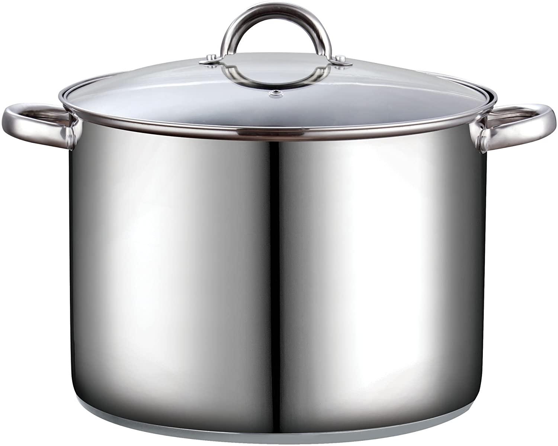Cook N Home 16 Quart Stockpot