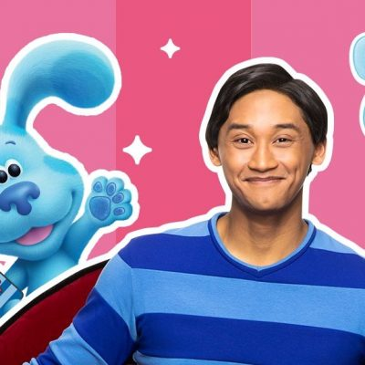 New! Blue's Sing-Along Spectacular DVD Release | GIVEAWAY
