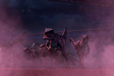 Dinosaurs, Jurassic World Dinosaurs, Velociraptors