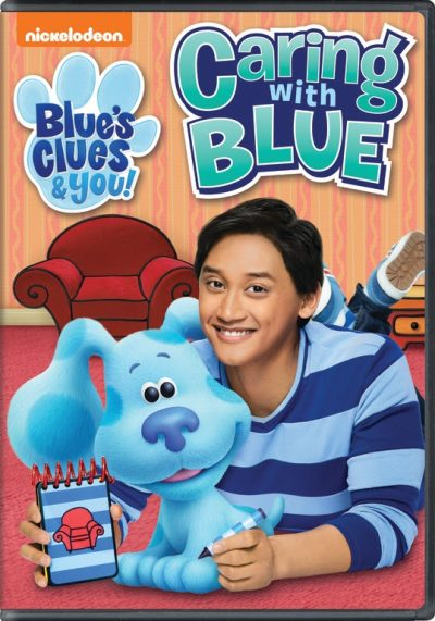 Blue's Clues & You DVD Release 2020