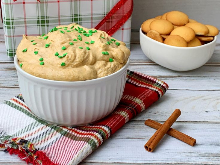 Gingerbread Dip Recipe, Easy Gingerbread Cheesecake Dip Recipe