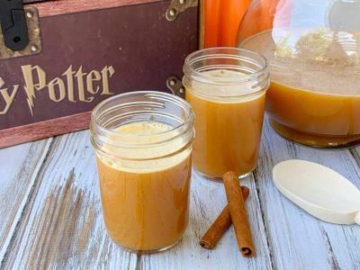 Copycat Harry Potter Pumpkin Juice, CopyCat Wizarding World Of Harry Potter Recipes