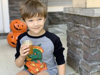 Halloween Non-Alcoholic Drink Recipes