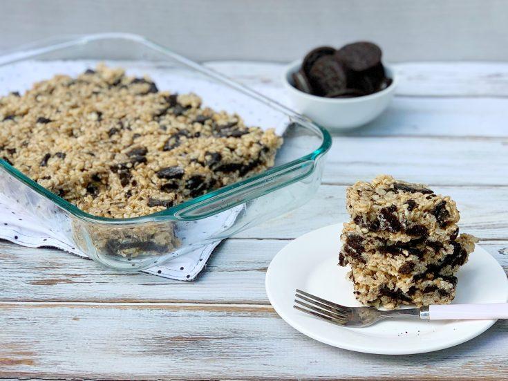 Oreo Rice Krispies Treat Recipe