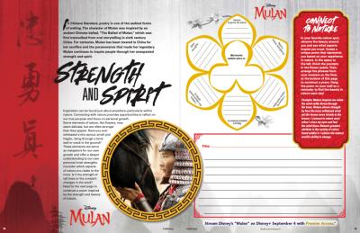 Mulan Activity Packet