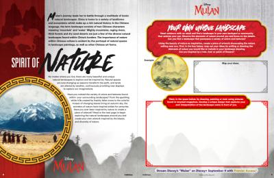 Mulan Activity Packet 2