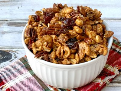 How To Make Spiced Mixed Nuts Recipe