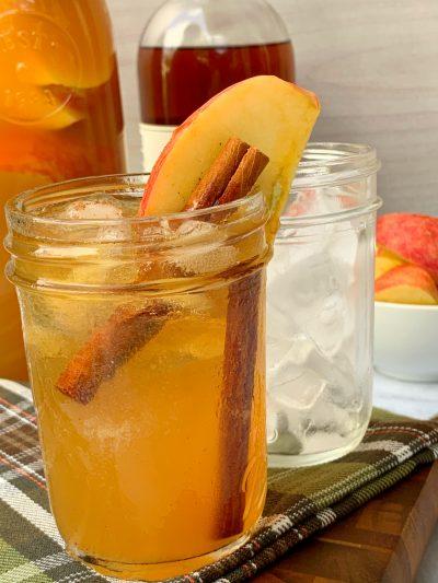 Apple Cider Recipe, Fall Cocktail Recipe, Adult Fall Drink Recipe