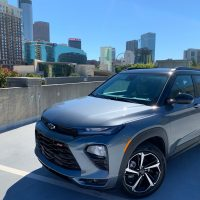 2021 Chevrolet Trailblazer Review