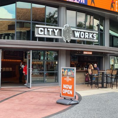 Beer, Sports Bar & Good Food: City Works Eatery & Pour House Review