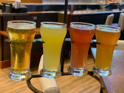 City Works Disney Springs Beer Menu