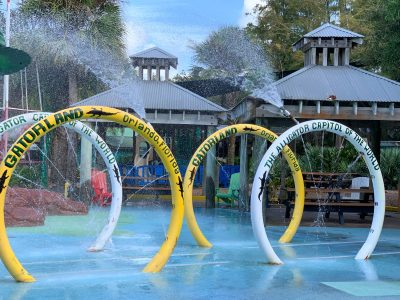 Gatorland Splash Pad, Gatorland With Kids, Gatorland Worth It