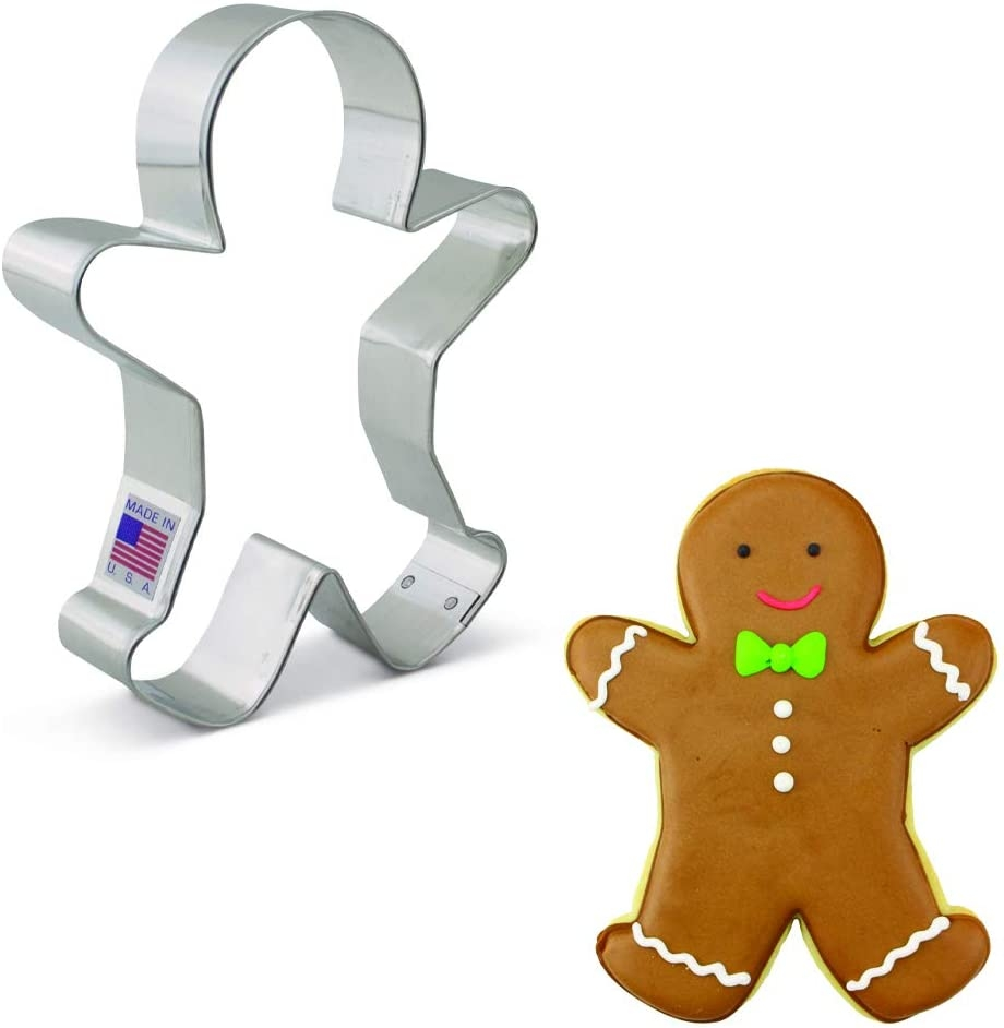 Amazon Gingerbread Man Cookie Cutter