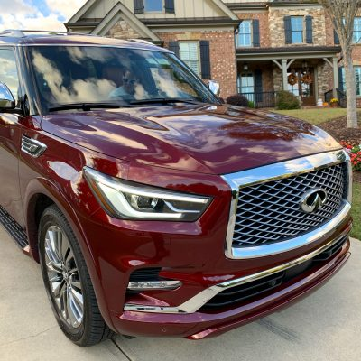 2021 Infiniti QX80 Review For Families: The Multigenerational Work Horse