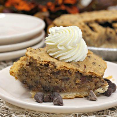 Homemade Kentucky Derby Pie (With Pumpkin Spice Twist)