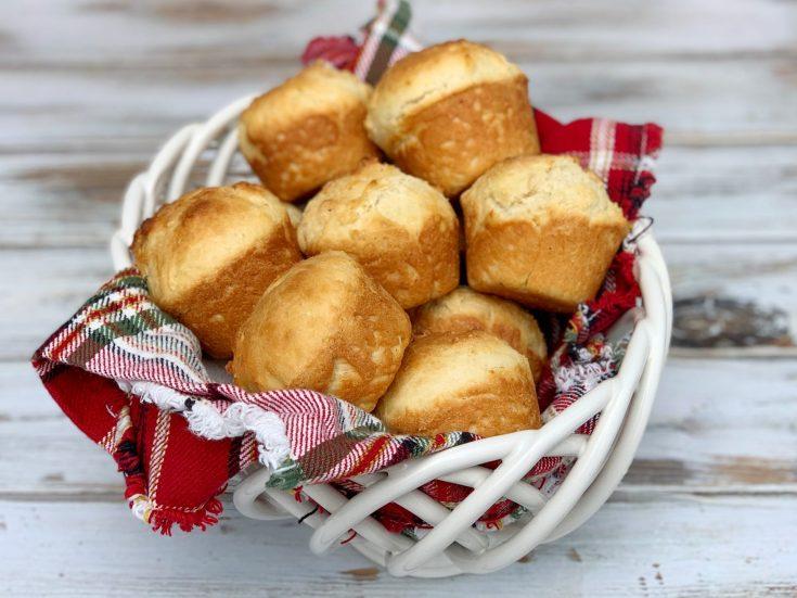 Homemade No Knead Yeast Rolls Recipe