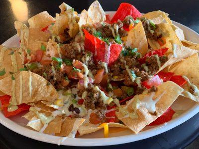 Splitsville Macho Nachos Appetizer
