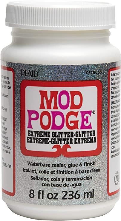 Mod Podge Extreme Glitter