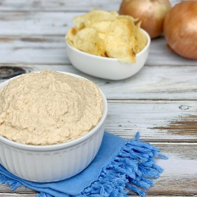 Georgia Famous Pan Fried Onion Dip Recipe (A Southern Classic)