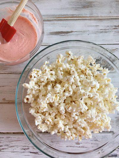 How To Make Christmas Popcorn
